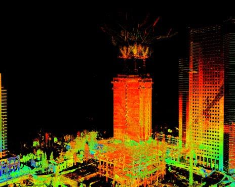 מיפוי מבנים תלת מימדי
